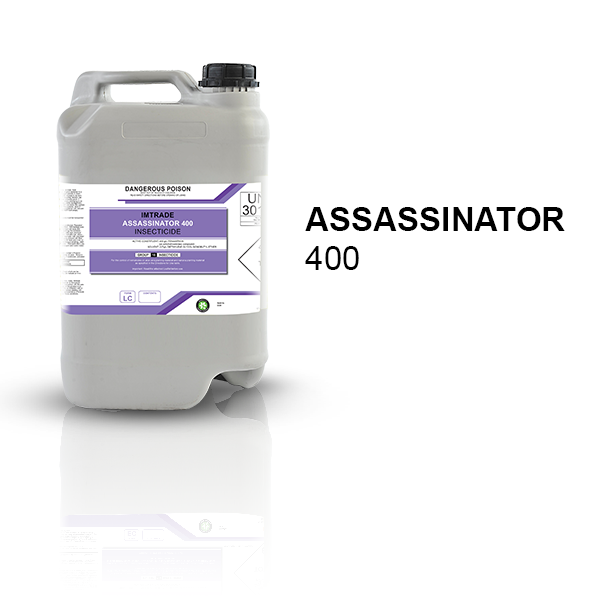 Assassinator 400 Insecticide