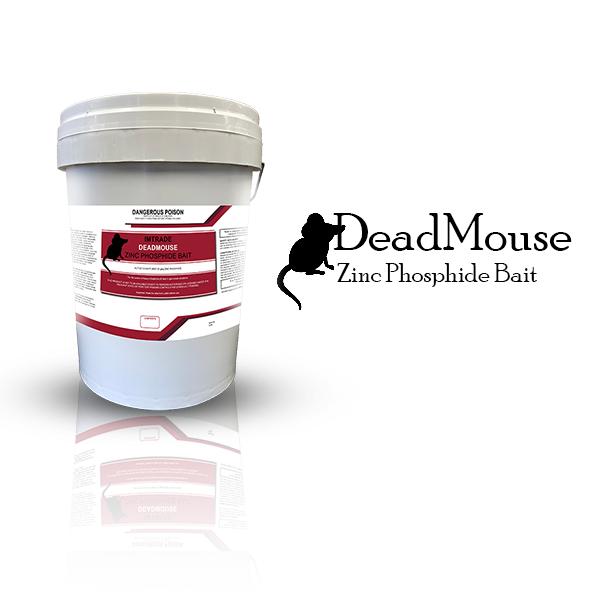 DeadMouse Zinc Phosphide Bait
