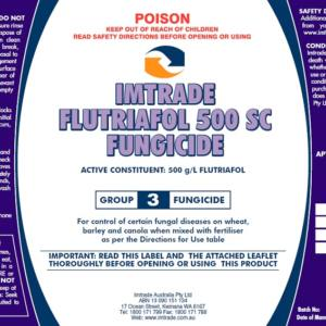 Imt Flutriafol 500 SC Fungicide GHS