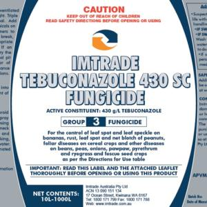 Imt Tebuconazole 430 SC Fungicid