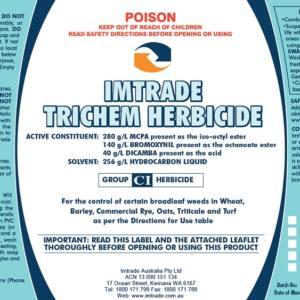 Imt Trichem Herbicide GHS