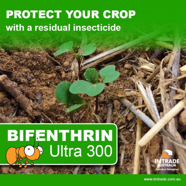 Bifenthrin ultra 300 protect your crop