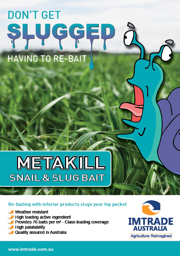 Metakill Technical Bulletin page 1