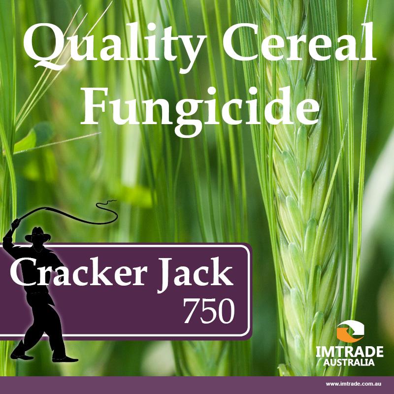 Cracker Jack 750 Fungicide
