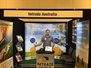 Michael at GRDC conference 2017