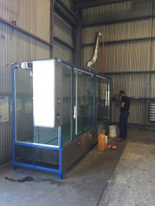Spray Booth