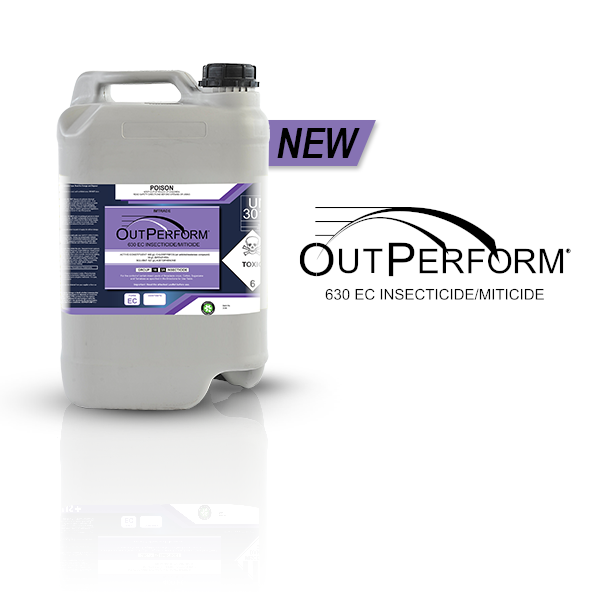 OutPerform® 630 EC Insecticide/Miticde